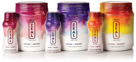 Zeal For Life Wellness Drink
